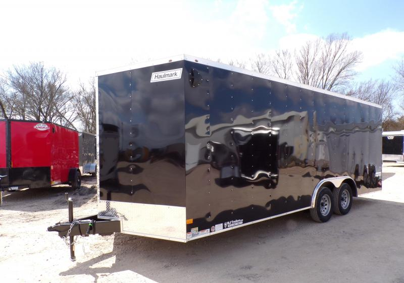 2021 Haulmark 8.5 x 20 Passport Deluxe Enclosed Cargo Trailer