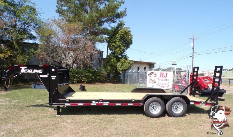 2021 TexLine 83 x 20 Equipment Trailer