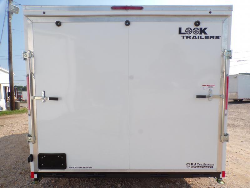 2022 Look Trailers 8.5 x 16 Element Enclosed Cargo Trailer