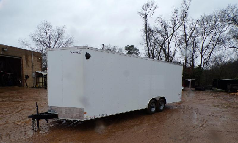 2021 Haulmark 8.5 x 24 Passport Deluxe Enclosed Cargo Trailer