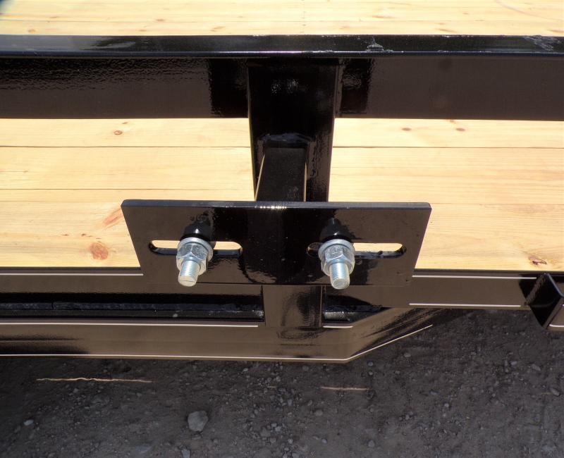 2021 Buck Dandy 83 x 16 Big Buck TA Utility Trailer