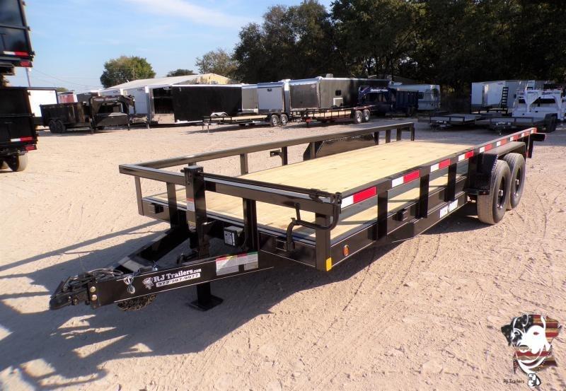 2022 Buck Dandy 83 x 20 Big Buck Equipment Trailer