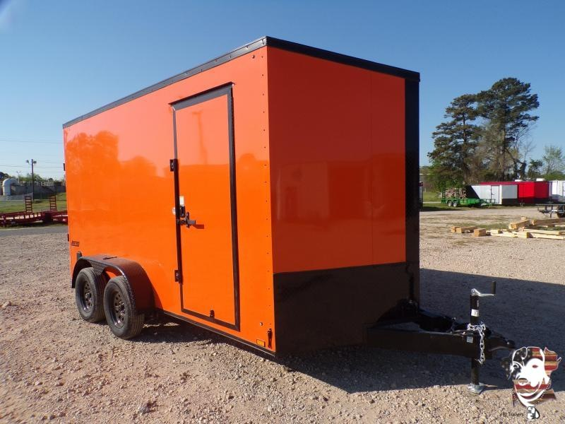 2022 Pace American 7 x 14 Journey SE Enclosed Cargo Trailer