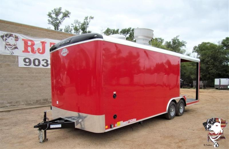 2021 Cargo Mate 8.5 x 22 Concession Vending / Concession Trailer
