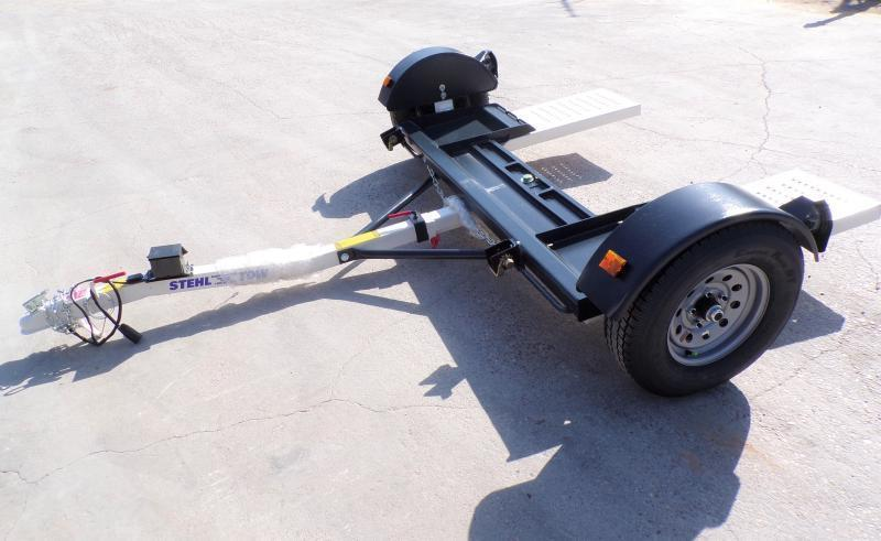 2021 Stehl Tow Electric Brake Tow Dolly