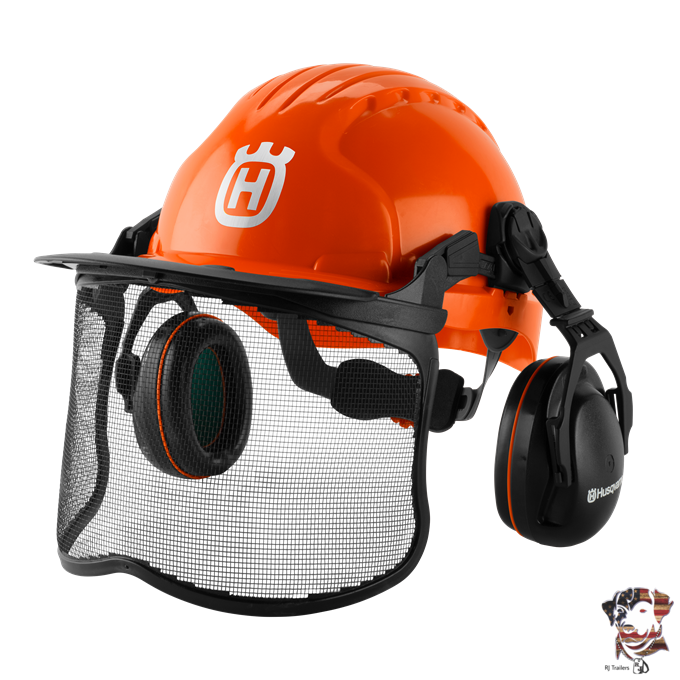 2021 Husqvarna Functional Forest Helmet /  Protective Gear