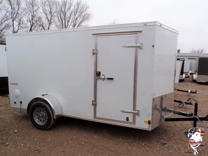 2021 Cargo Mate 6 x 12 E-Series Enclosed Cargo Trailer