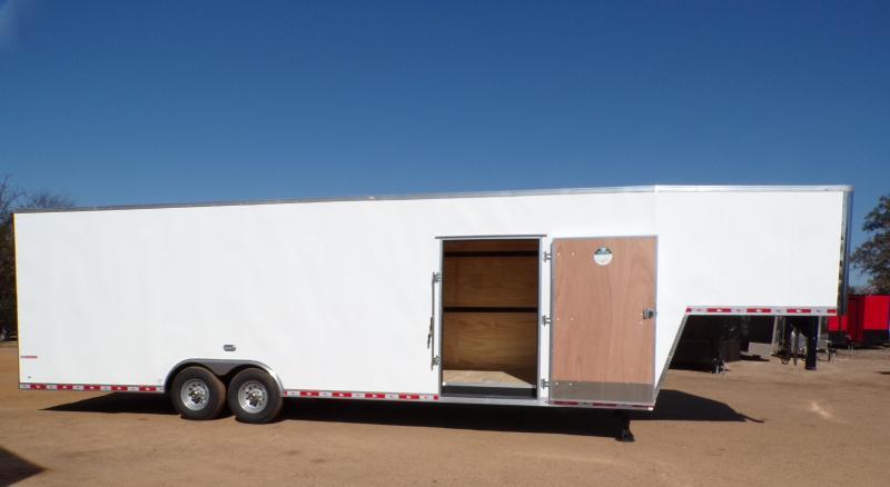 2021 Cargo Mate 8.5 x 36 E-Series Gooseneck Enclosed Cargo Trailer