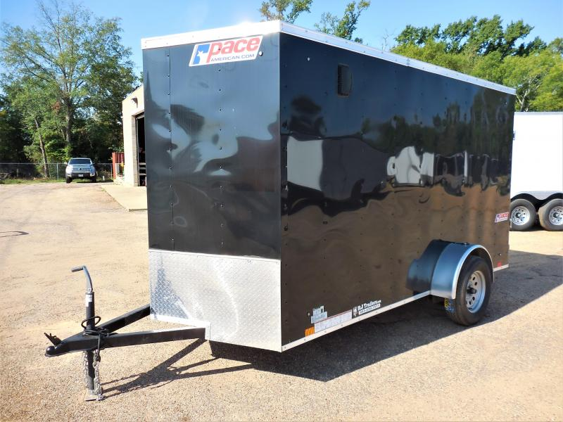 2021 Pace American 6 x 12 Journey SA Cargo Trailer