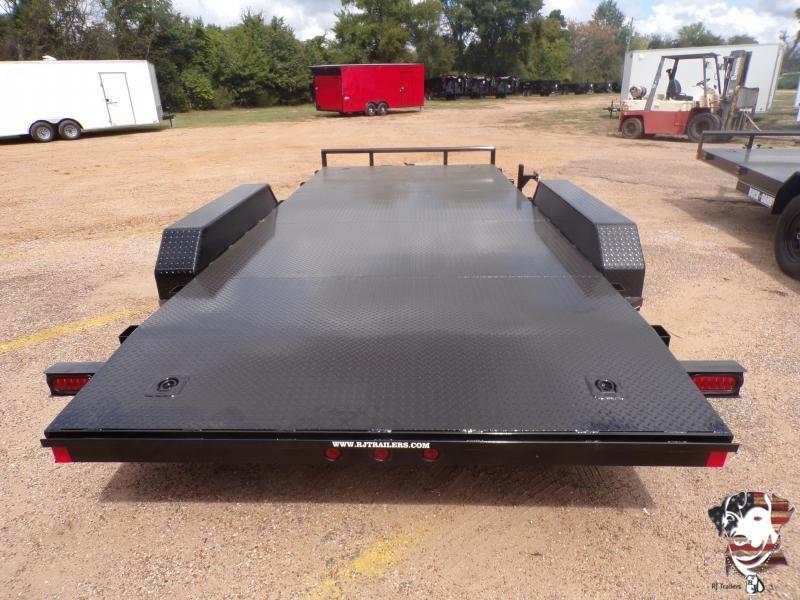 2021 Buck Dandy 83 x 18 Car Hauler / Racing Trailer