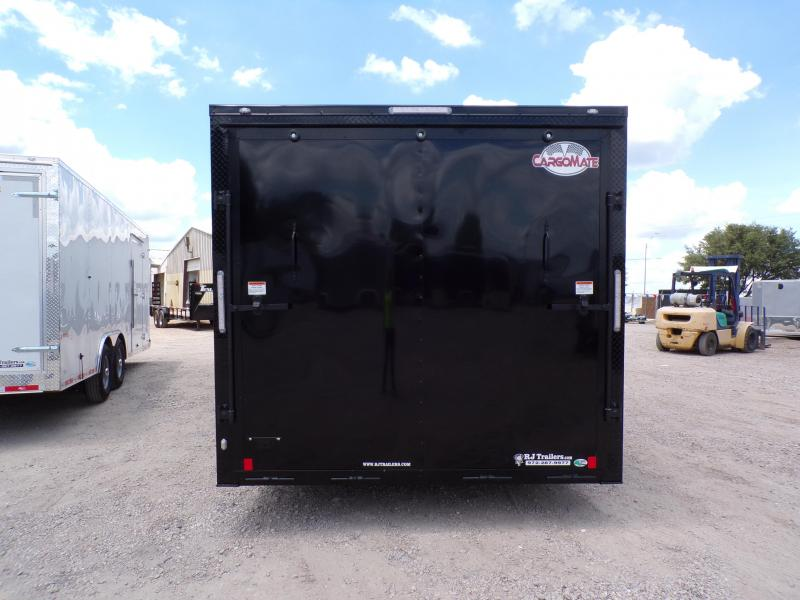 2021 Cargo Mate 8.5 x 28 E-Series Enclosed Cargo Trailer