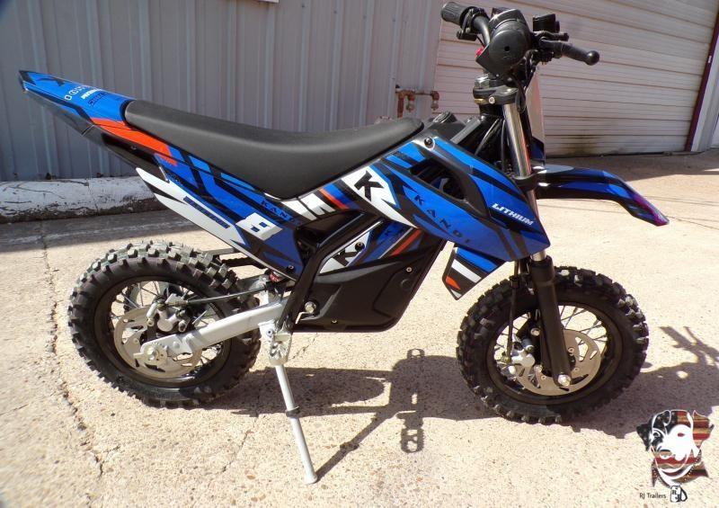 2022 Bennche / Kandi Pit King Jr. Youth Motorcycle
