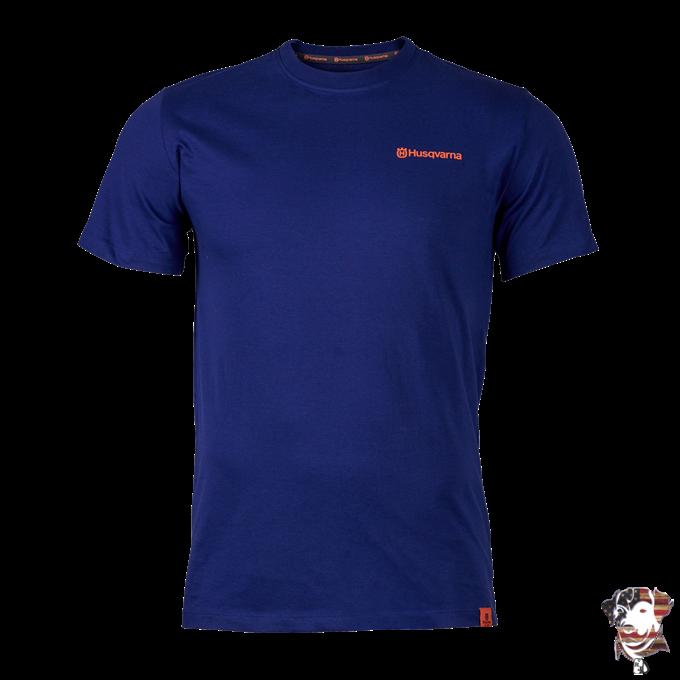 2021 Husqvarna Xplorer Apparel Trad SS T-Shirt