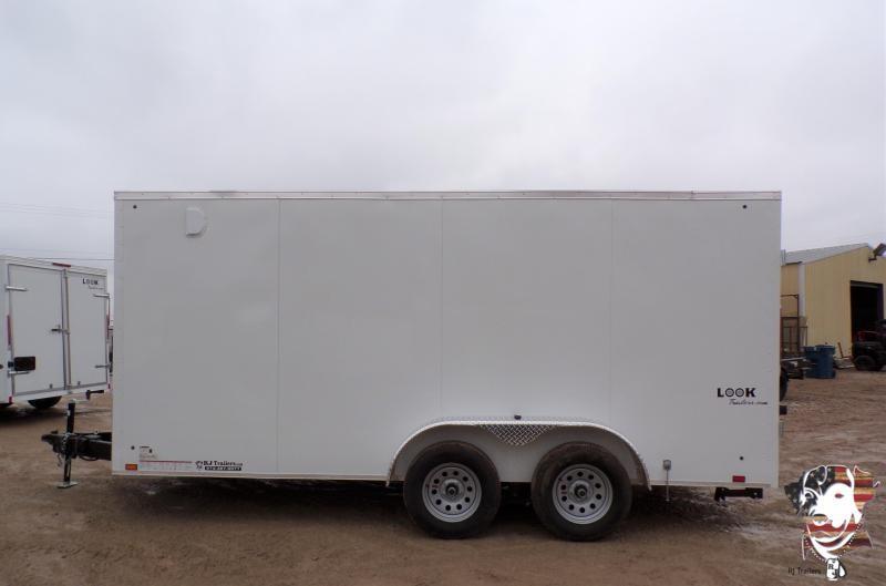 2022 Look Trailers 7 X 16 Element SE Enclosed Cargo Trailer