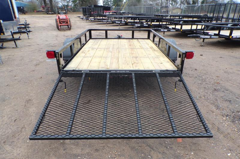 2021 Buck Dandy Little Buck  77 x 10 Utility Trailer