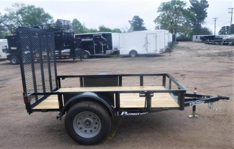 2021 TexLine 5 x 8 Patriot SA Utility Trailer