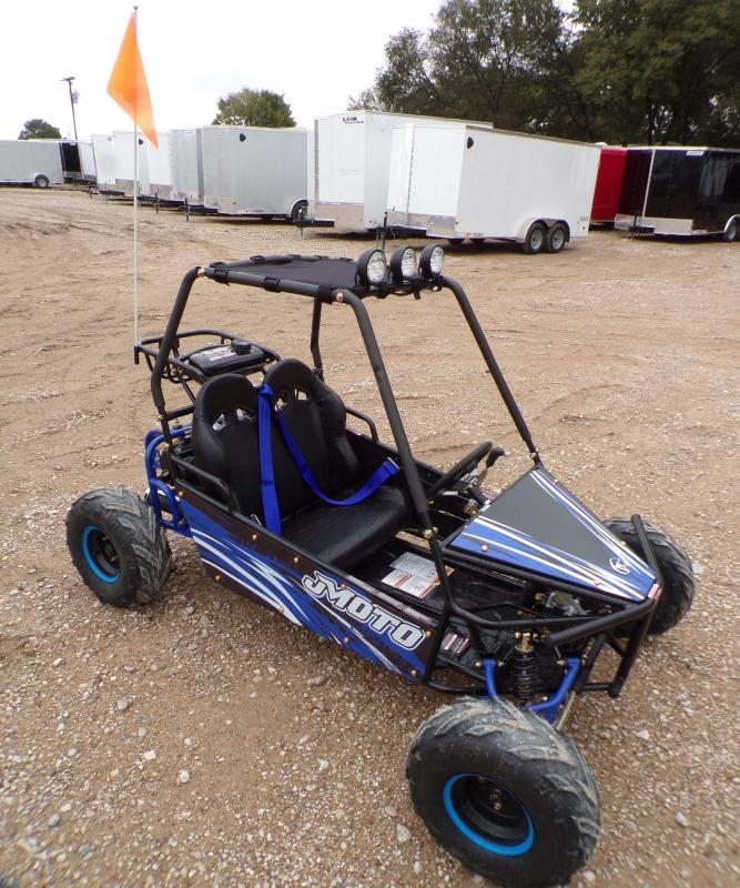 2021 Bennche GK-125M Mini Style Go Cart