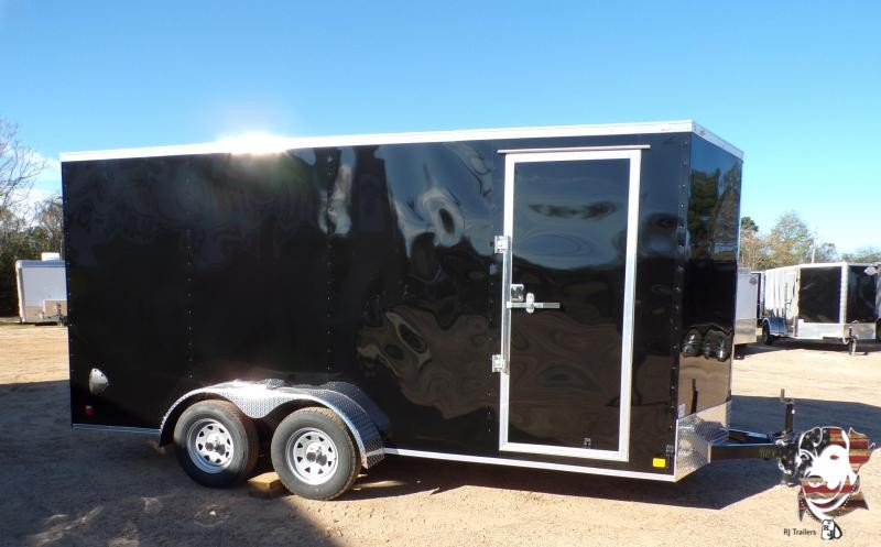 2021 Cargo Mate 7 x 16  Enclosed Cargo Trailer