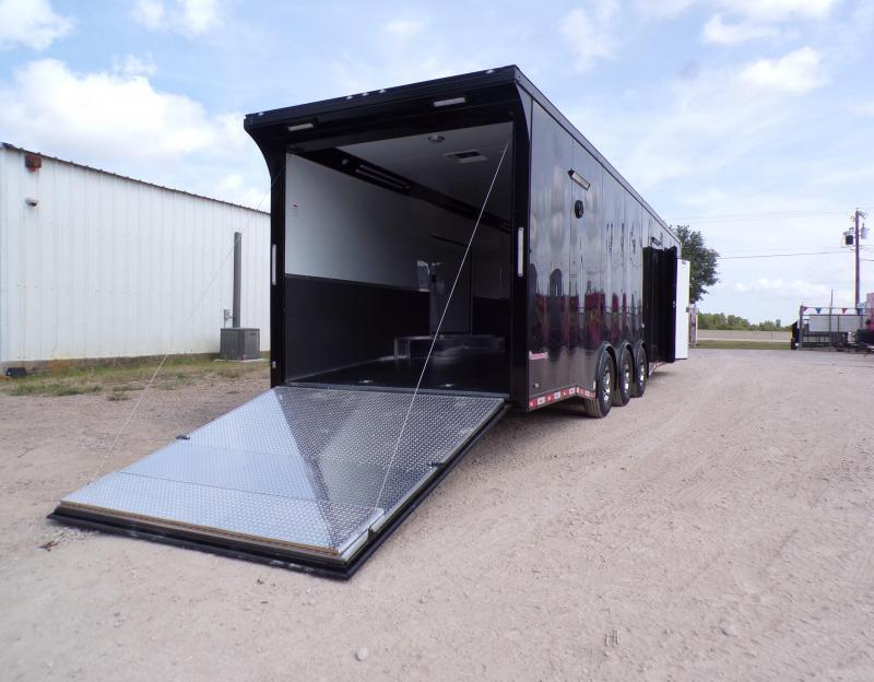 2022 Cargo Mate 8.5 x 32 Eliminator SS Car / Racing Trailer
