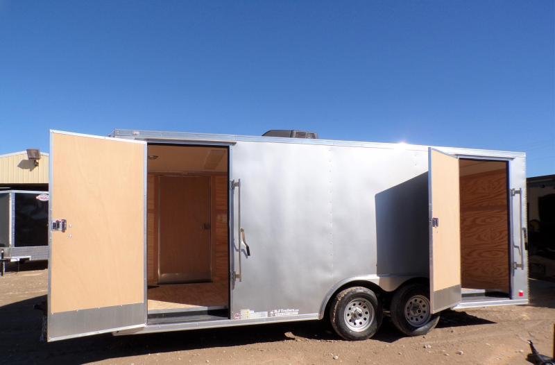 2021 Cargo Mate 8.5 x 18 E-Series Enclosed Cargo Trailer