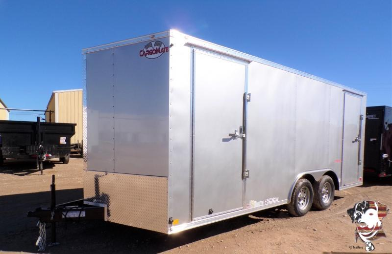 2021 Cargo Mate 8.5 x 18 E-Series Enclosed Cargo Trailer
