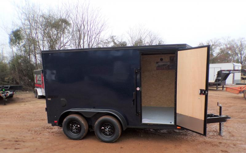 2021 Pace American 7 x 12 Journey Pace Enclosed Cargo Trailer