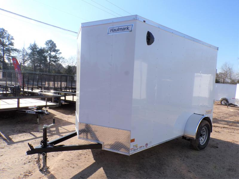 2021 Haulmark 6 x 10 Passport SA Enclosed Cargo Trailer