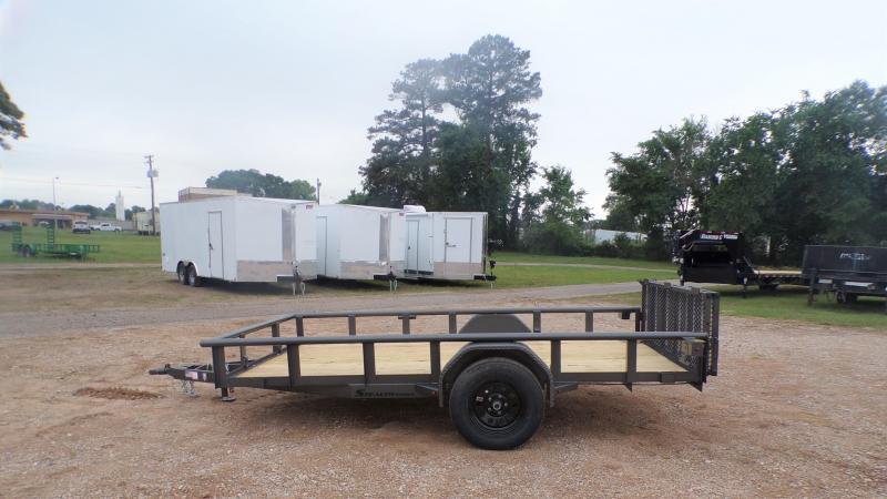 2021 TexLine 77 x 12 SA Patriot Utility Trailer