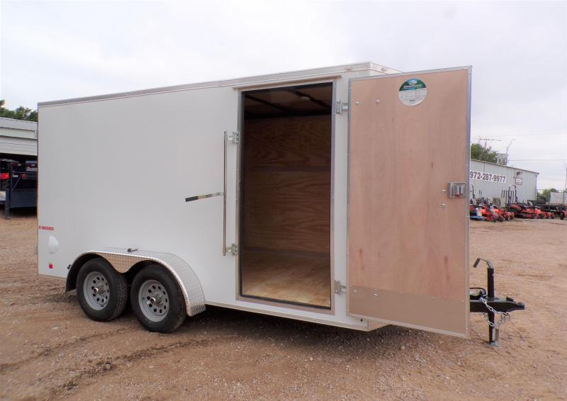 2021 Cargo Mate 7 x 14 E-Series Enclosed Cargo Trailer