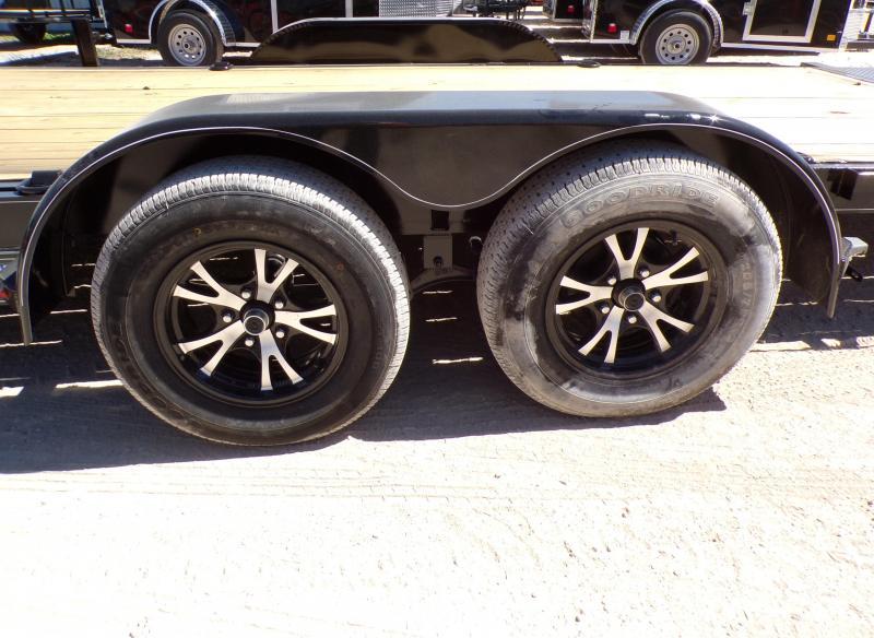 2021 Buck Dandy 83 x 20 BCH-Tilt Car Hauler / Racing Trailer