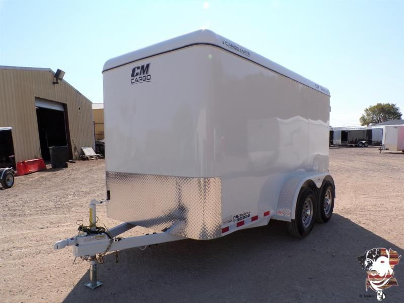 2021 CM 6x12 Enclosed Cargo Trailer