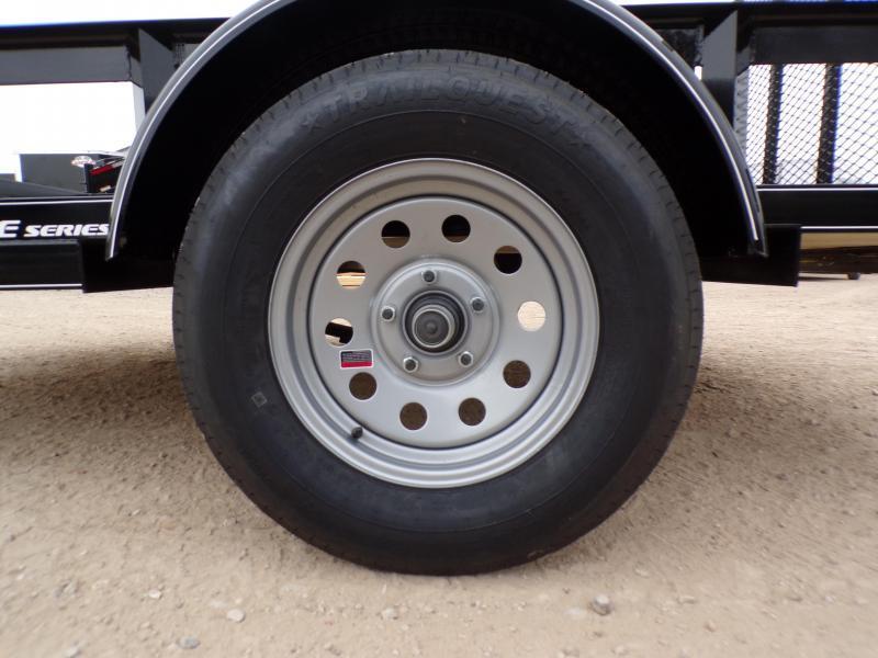 2021 TexLine 77 x 10 SA Utility Trailer