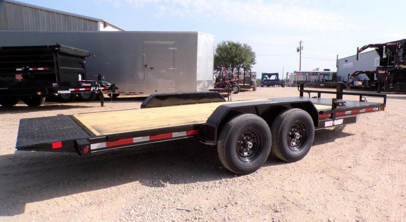 2021 Buck Dandy 83 x 20 BCH- Tilt Car / Racing Trailer
