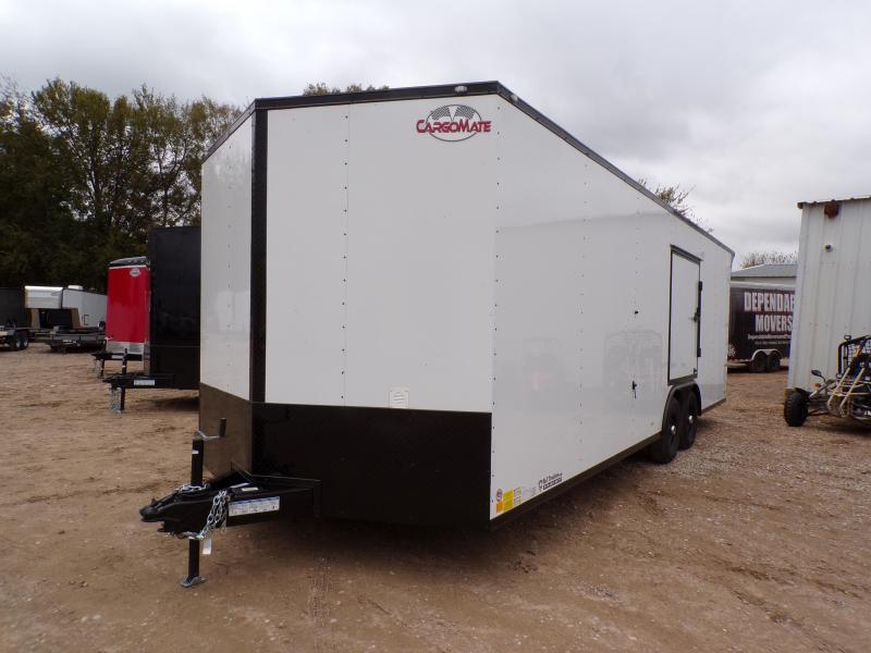 2021 Cargo Mate 8.5 x 24 E-Series Enclosed Cargo Trailer