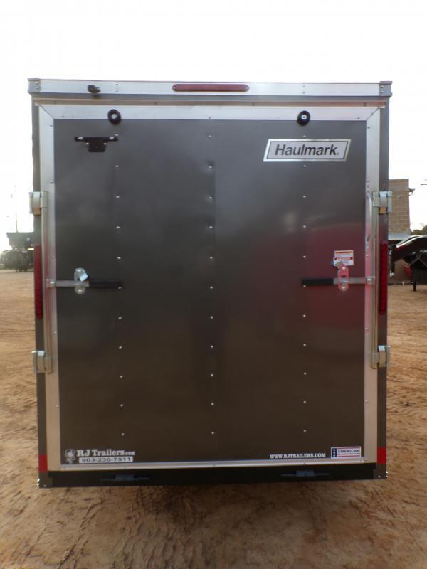2021 Haulmark 6 x 12 Passport Deluxe SA Enclosed Cargo Trailer