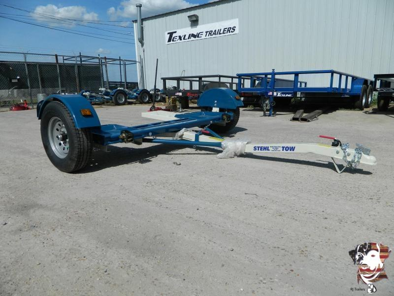 2020 Stehl Tow No Brake Tow Dolly