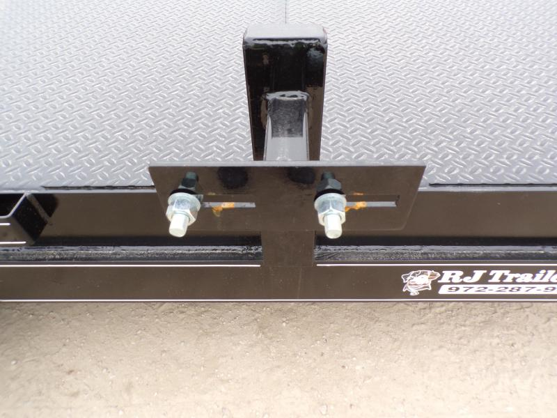2021 Buck Dandy 83 x 18 BCH-101 Car Hauler Trailer