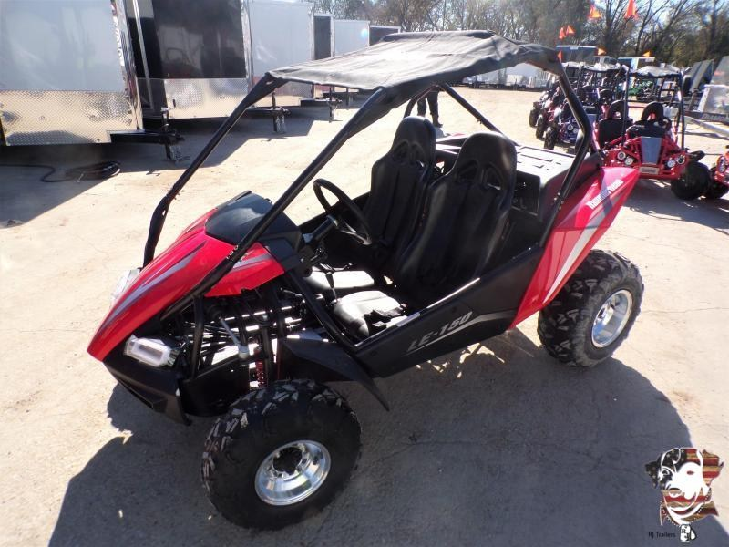 2019 Hammerhead Off Road LE-150 Go Cart