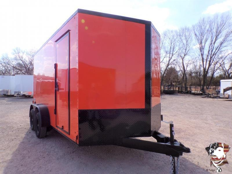 2022 Look Trailers 7 X 14 Element SE Enclosed Cargo Trailer