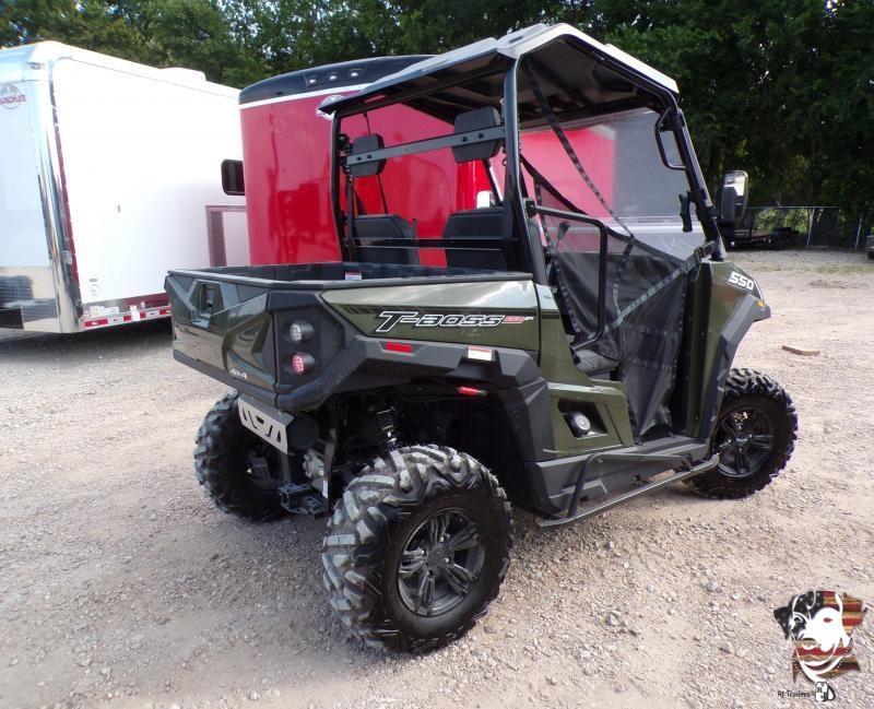 2021 Bennche T-Boss 550 Side-by-Side ATV