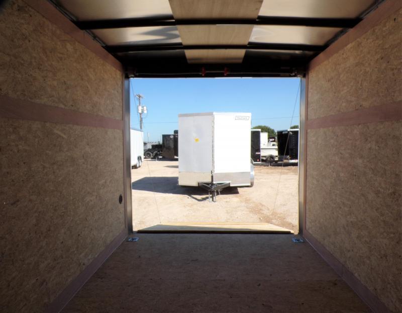 2022 Haulmark 7 x 12 Passport Deluxe Enclosed Cargo Trailer