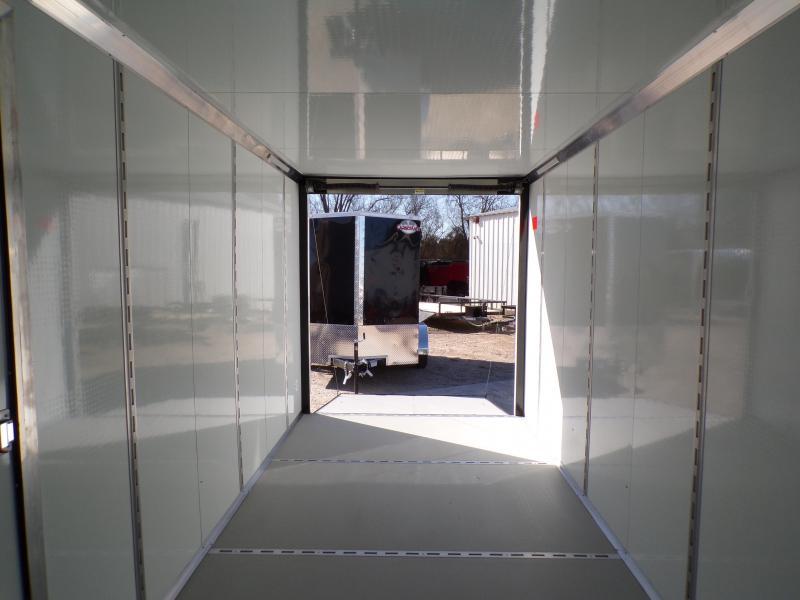 2021 Cargo Mate Cell Tech 7 x 16 Enclosed Cargo Trailer