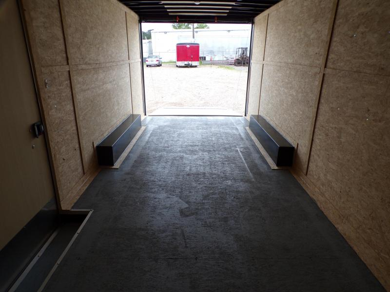 2022 Pace American 8.5 x 20 Journey Enclosed Cargo Trailer