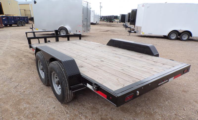 2019 TexLine 83 x 14 BobCat Equipment Trailer