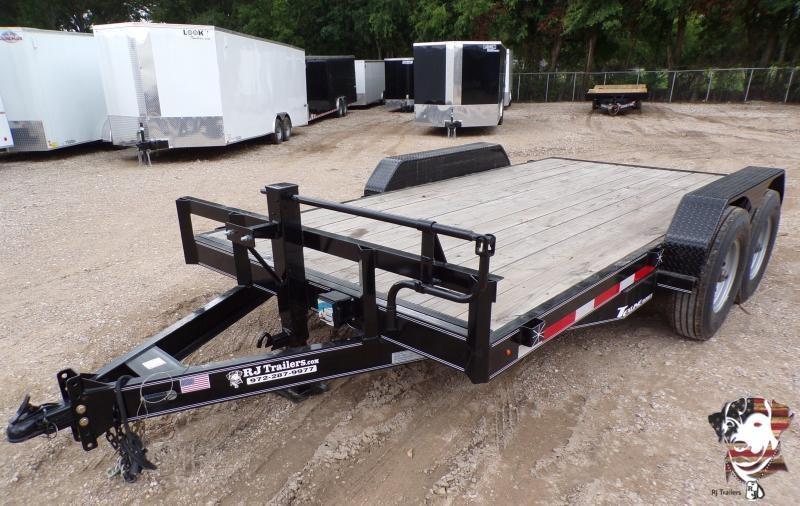 2019 TexLine 83 x 14 BobCat Equipment Trailer