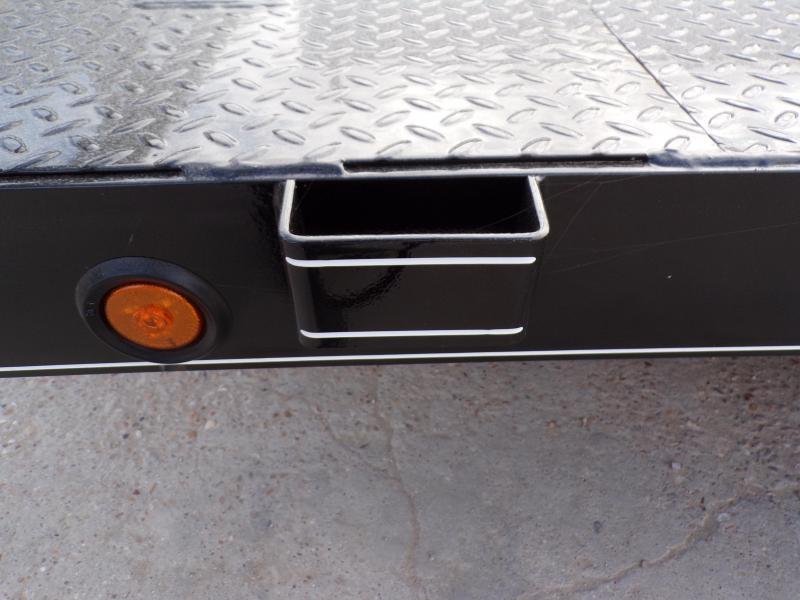 2021 Buck Dandy 83 x 18 BCH 101 Car Hauler
