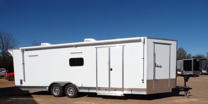 2021 Cargo Mate 8.5 x 24 Eliminator SS Enclosed Car / Racing Trailer