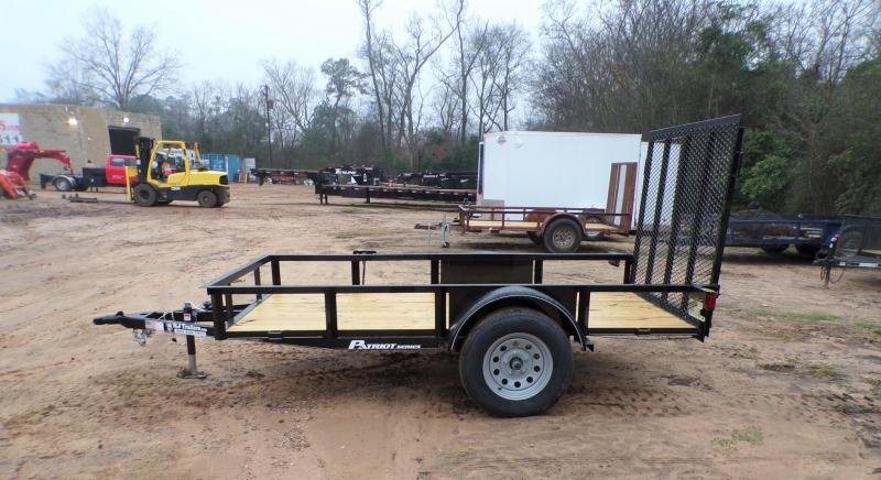 2021 TexLine 5 x 10 Patriot Utility Trailer