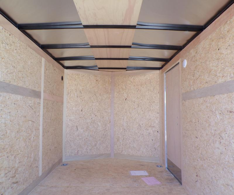 2022 Haulmark 7 x 12 Passport Enclosed Cargo Trailer