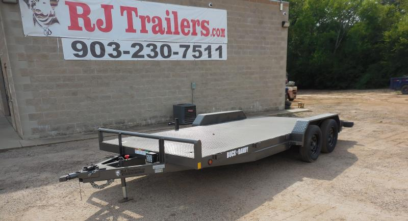 2020 Buck Dandy 83 x 18 Car Hauler